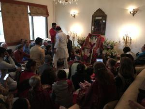Pratistan Noida Shri Mataji's home5