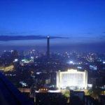 Chengdu city China