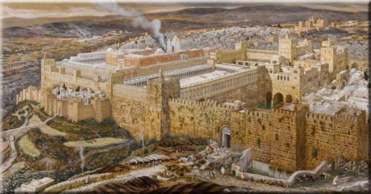 Reconstruction of Jerusalem and Herod's Temple