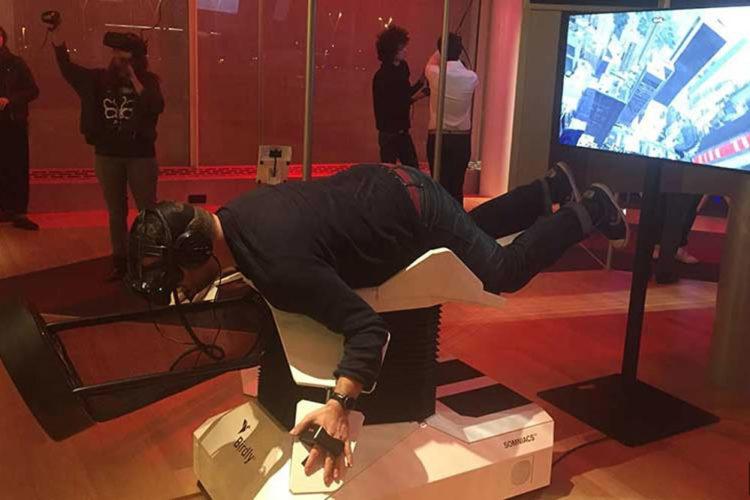 Prédictions réalité virtuelle 2017