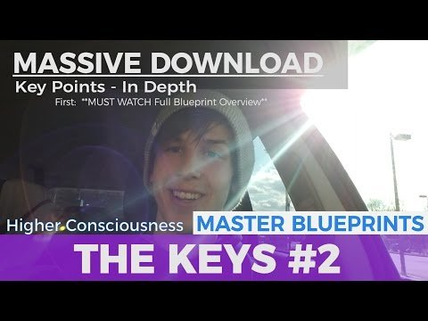 Ascension KEYS ?#2 – STUDY YOURSELF – [Master Blueprints to Unlock Higher Consciousness ?? ]