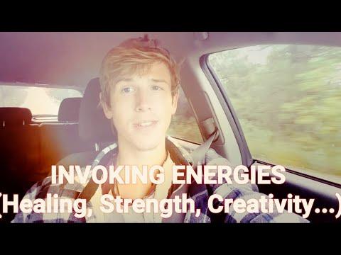 INVOKING ENERGY: How To Invoke Spiritual Energy - Overcome Anything ( POWERFUL SECRETS )