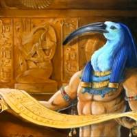 THE BOOK OF THOTH –  Sacred Ancient Egyptian Book of Secrets and Hidden Knowledge of All