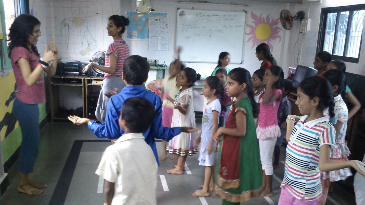 Dance Classes In The Community