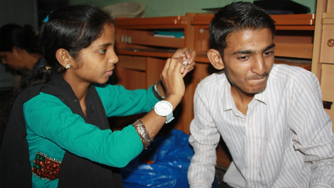 Hearing Aid Distribution At CORP