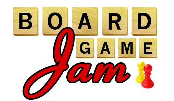 Board Game Jam Logo