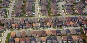 Toronto area suburbs