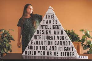 Intelligence Design Pyramid