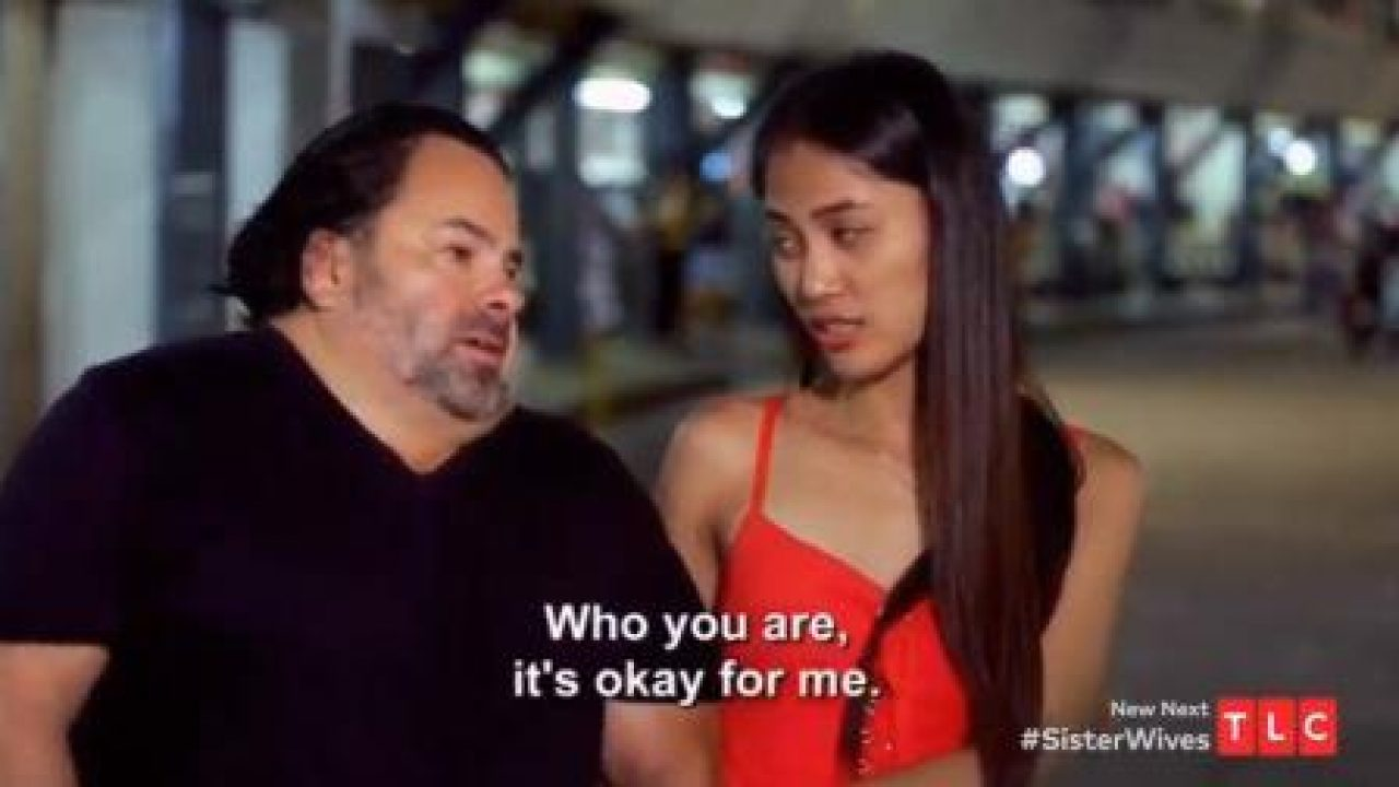 90 Day Fiance Star Big Ed Discusses His Large Neck On Social Media