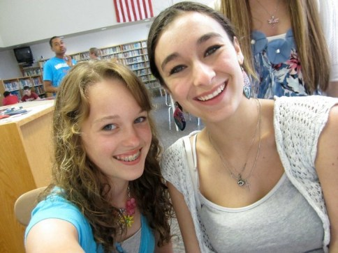 Teenager Friends