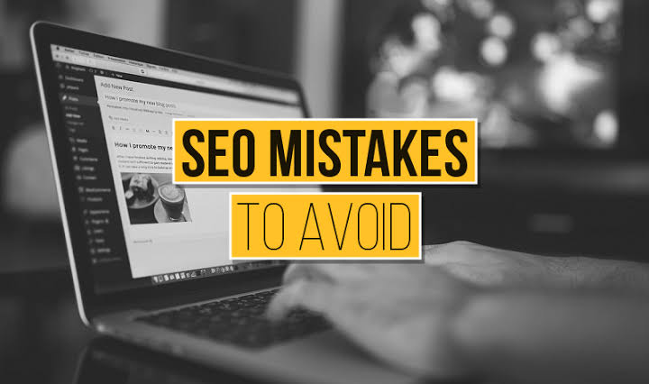 what should be avoided in SEO