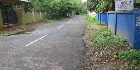 LAND FOR SALE AT THRISSUR