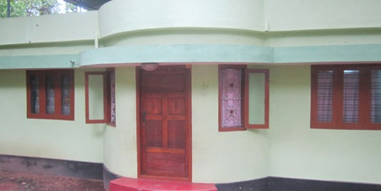 LAND AND HOUSE FOR SALE AT KOLLAM DIST.