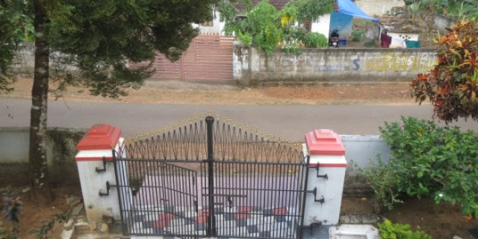 Residential Land& Doublestoried House for sale at Kollam