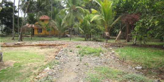 Land for sale at Muthuvattur