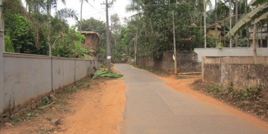 Land and House for sale at Kozhikode Dist.
