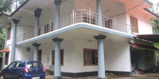 Land and house for sale at calicut