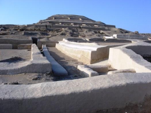 Resultado de imagen de arquitectura de la cultura nazca