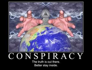 Top 10 conspiracies of 2012