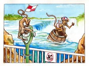 America Over a Barrel