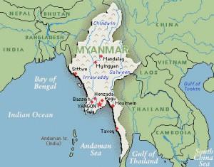 Myanmar Muslims targeted with brutal efficiency
