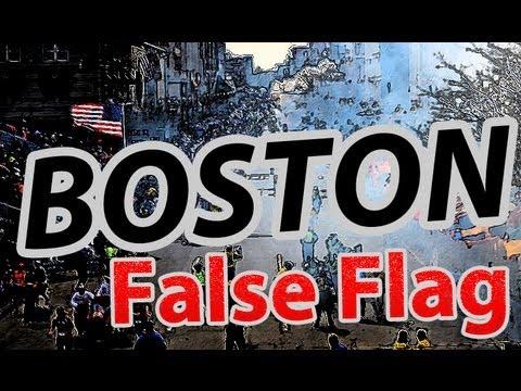 Boston False Flag