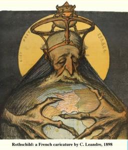 It's The Rothschild's World