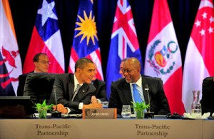 Trans-Pacific Partnership (TPP): Corporate Power-Tool Of The 1%