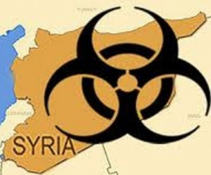 Syrian Rebels are Using Chemical Weapons