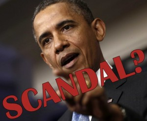 Military told not to read Obama-scandal news