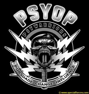 Military PsyOp Logo