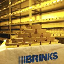 Brinks Vaults Are Being Depleted