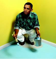 Obama painted himself into a corner