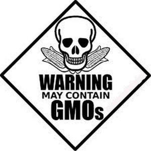 GMO Warning