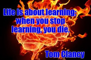 Life Is About Learning