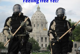 Police State Tactics