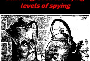 US-Israel-Spying