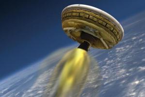 NASA-flying-saucer