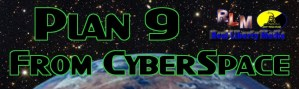 Plan 9 From Cyberspace Logo