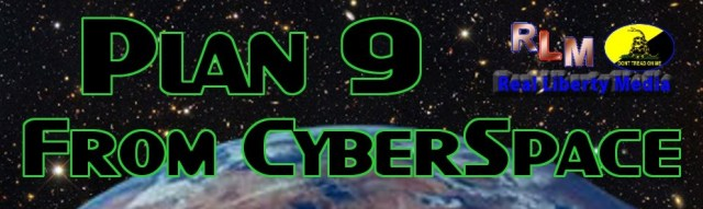 Plan 9 From Cyberspace Logo