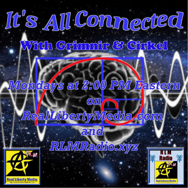 It's All Connected - Square Banner