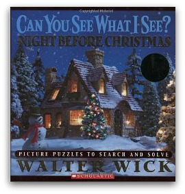 Can you see what I see - Christmas Edition