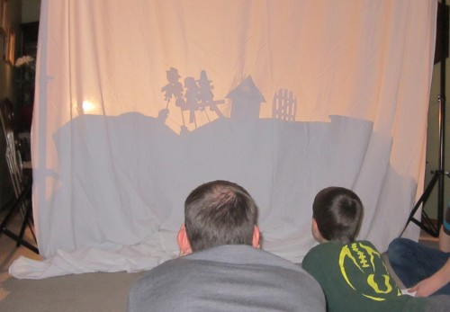 Shadow Puppet Shows: Fun for the Whole Family