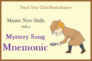 Teaching Your Child Piano Improv