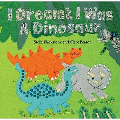 I dreamt I was a dinosaur