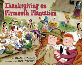 Thanksgiving Books and Activities for Kids