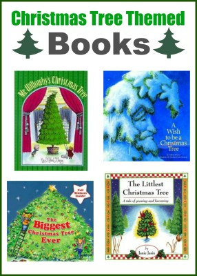 Christmas tree books