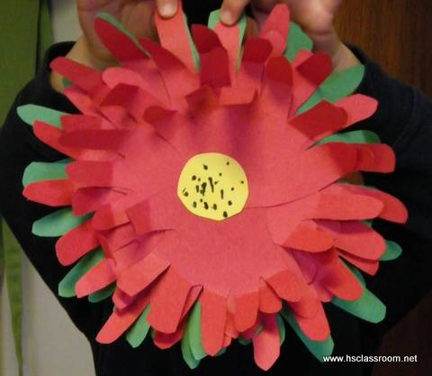 Celebrate Poinsettia Day Activities Crafts Recipes And More