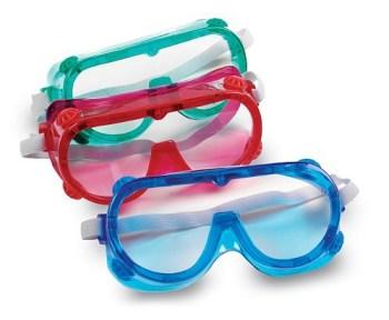 preschool science goggles