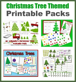 tree printable packs